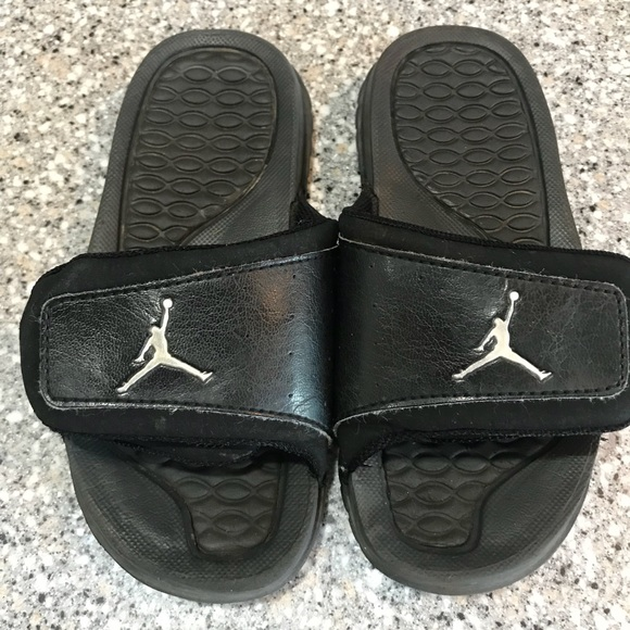 new style df5aa f2a76 Air Jordan Slippers Sandals size 1
